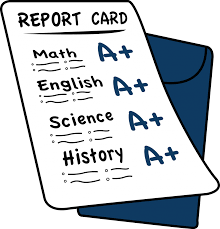 Report Cards Pick up June 3, 4, 5 from 9:00 am - 12:00 pm